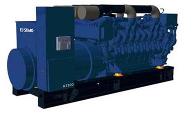 SDMO Стационарная электростанция X2200