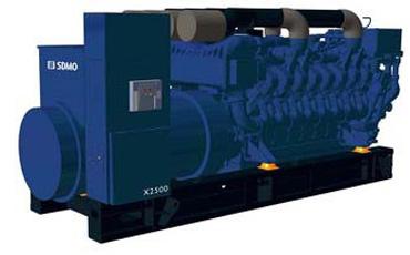 SDMO Стационарная электростанция X2500C