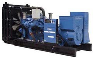 SDMO Стационарная электростанция X715C2
