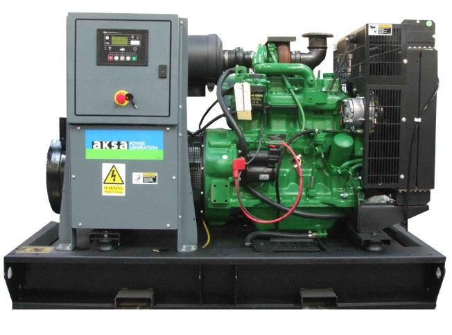 Дизельная электростанция Aksa AJD-110