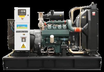 Дизельный генератор AKSA AD-410 открытая