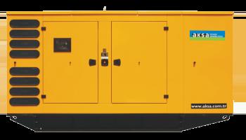 Дизельный генератор AKSA AD – 490 (в кожухе)