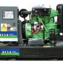 Дизельный генератор AKSA APD-125