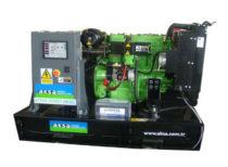 Дизельный генератор AKSA APD-250A