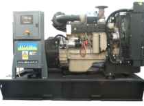 Дизельный генератор Aksa AC-400