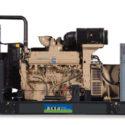 Дизельный генератор Aksa ACQ-1030