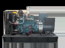 Дизельный генератор Aksa AD 275