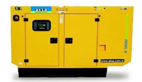 дизельный генератор AKSA AC-55 (в кожухе)