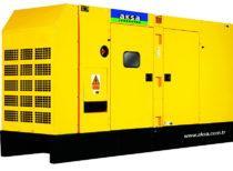 дизельный генератор AKSA AC-550 (в кожухе)