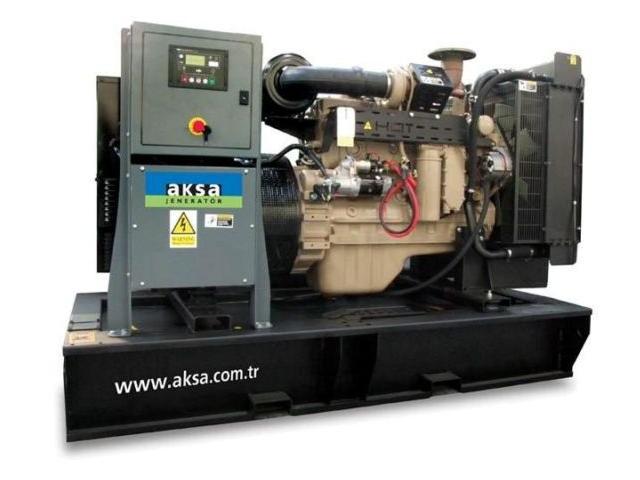 дизельный генератор AKSA AC-66