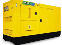 дизельный генератор AKSA AP 1125 (в кожухе)