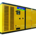 дизельный генератор AKSA APD-1250C (в кожухе)