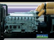 дизельный генератор AKSA APD2225M
