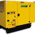 дизельный генератор AKSA APD50PE (в кожухе)