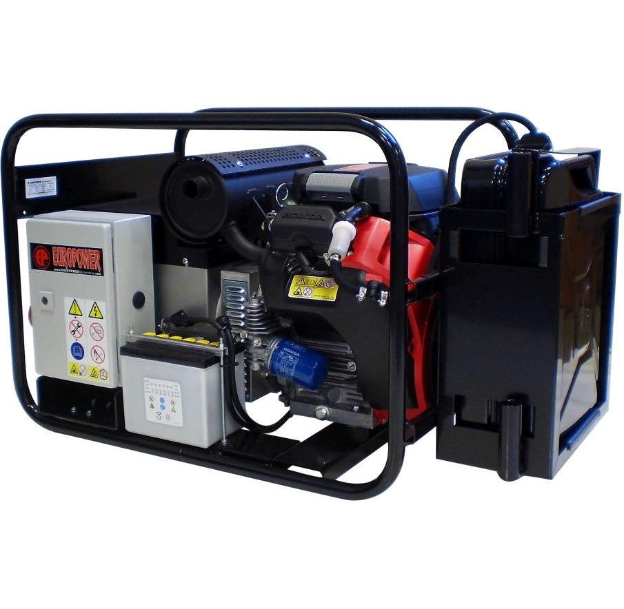 Генератор бензиновый EUROPOWER EP 13500ТЕ