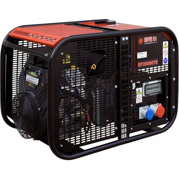 Генератор бензиновый EUROPOWER EP 20000TE