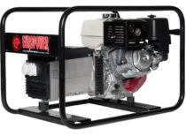 Генератор бензиновый EUROPOWER EP 6000
