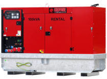 Генератор дизельный Europower EPSR 100 TDE