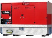 Генератор дизельный Europower EPSR 250 TDE