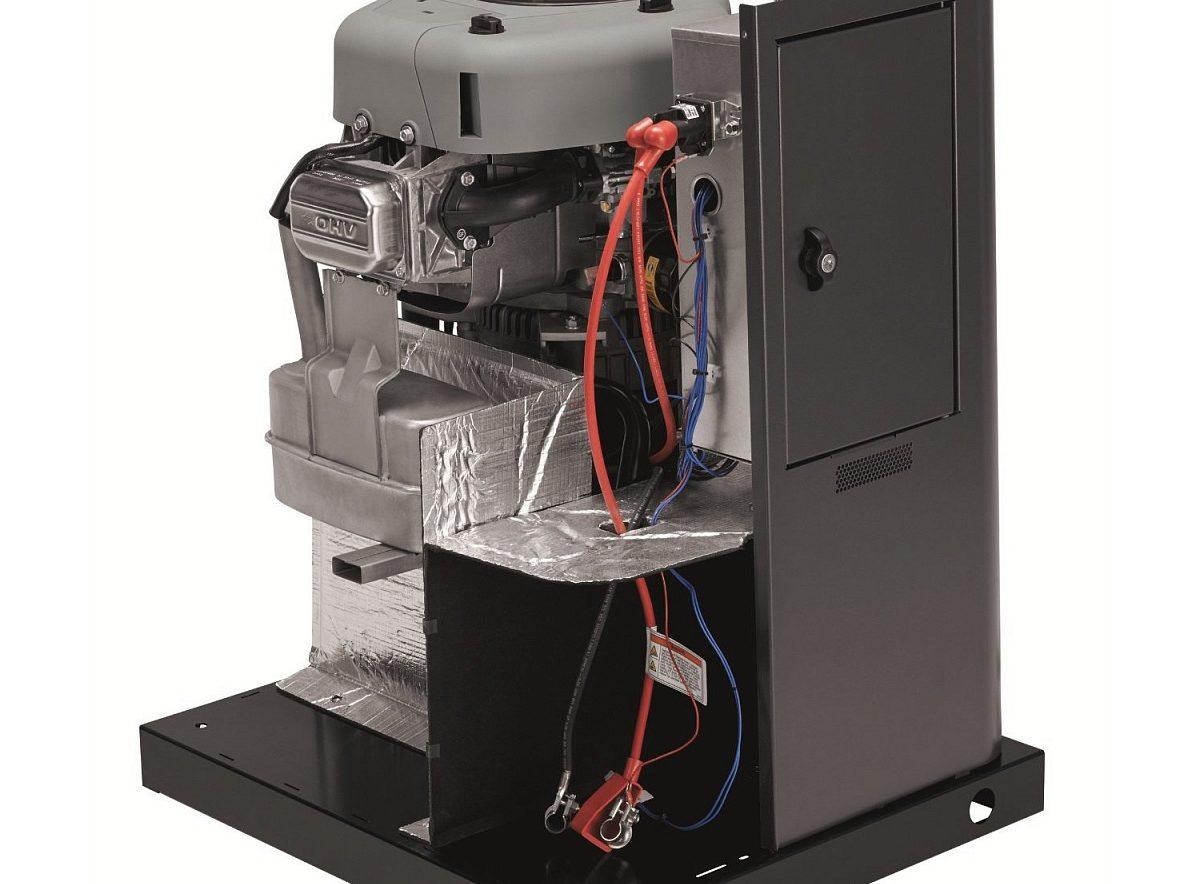 Генератор газовый Briggs & Stratton G80 (8 кВт)-3