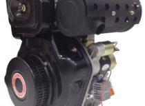 Дизельный двигатель GESHT D192FDE/GE