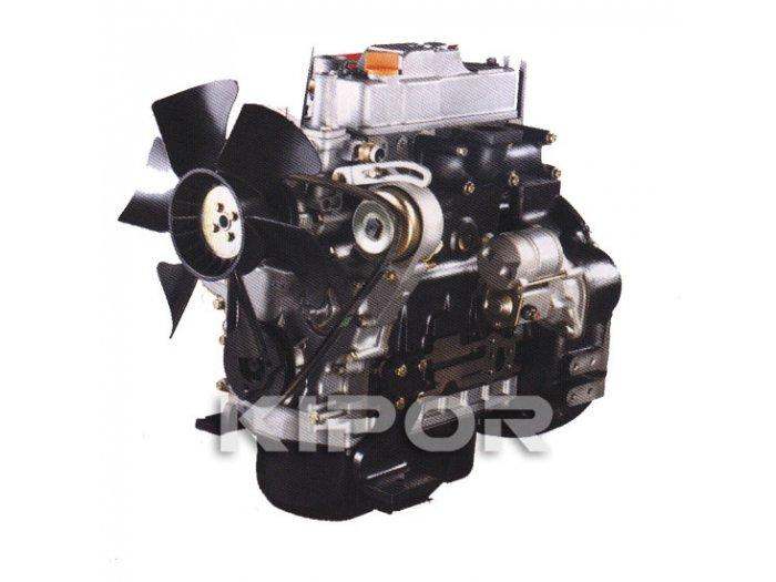 Дизельный двигатель KD373