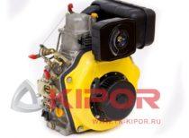 Дизельный двигатель KIPOR KM170FAE