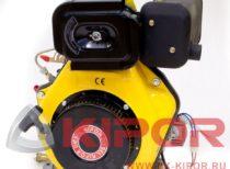 Дизельный двигатель KM186FE