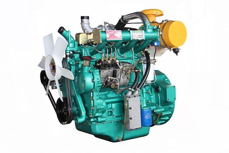 Дизельный двигатель Ricardo R4105D
