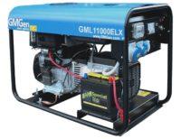 Дизельный генератор GMGen GML11000ELX (Италия)