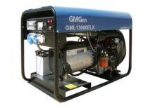 Дизельный генератор GMGen GML13000ELX (Италия)
