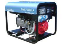 Дизельный генератор GMGen GML7500ELX (Италия)