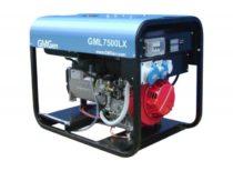 Дизельный генератор GMGen GML7500LX (Италия)