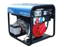 Дизельный генератор GMGen GML7500TELX (Италия)