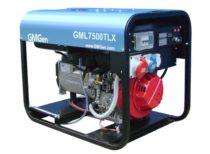 Дизельный генератор GMGen GML7500TLX (Италия)