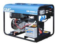Дизельный генератор GMGen GML9000ELX (Италия)