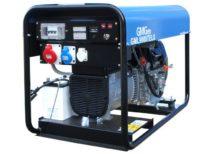 Дизельный генератор GMGen GML9000TELX (Италия)