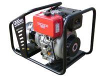 Дизельный генератор GMGen GMY7000 (Италия)