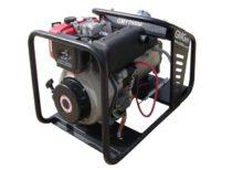 Дизельный генератор GMGen GMY7000E (Италия)