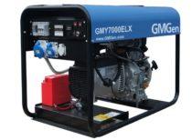 Дизельный генератор GMGen GMY7000ELX (Италия)