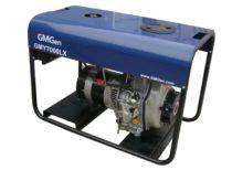 Дизельный генератор GMGen GMY7000LX (Италия)