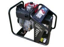 Дизельный генератор GMGen GMY7000T (Италия)