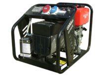 Дизельный генератор GMGen GMY7000TE (Италия)