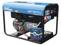 Дизельный генератор GMGen GMY7000TELX (Италия)