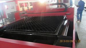 Переносная машина с ЧПУ для термической резки металла портального типа TS2000х3000