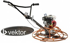 Заглаживающая машина VEKTOR VSCG-800/1000