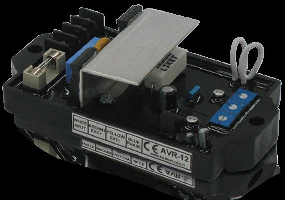 AVR-12 Datakom Регулятор напряжения генератора