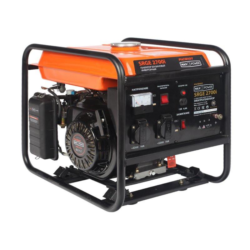 Инверторный генератор PATRIOT MaxPower SRGE 4000iE